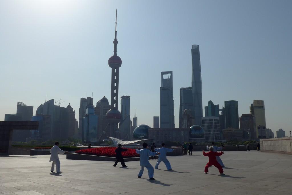 Shanghai morning