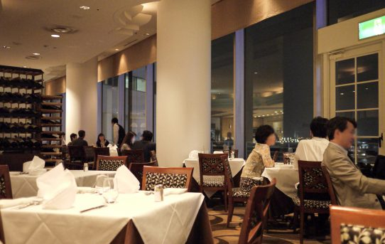 鮮魚まるごと! ラヴェラ ヨコハマグランドインターコンチネンタルホテル
