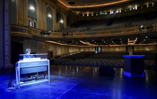 コンサートホールで効果的な演奏をするために