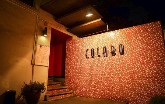 オールド上海テイストの日系イタリアン COLABO