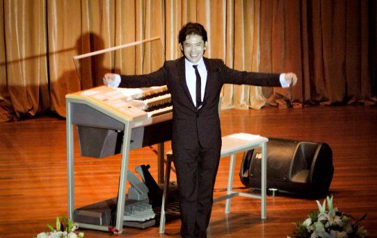 神田将コンサート in 上海師範大学