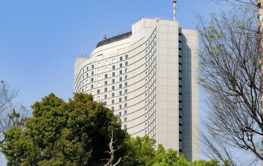 王朝 at ヒルトン東京