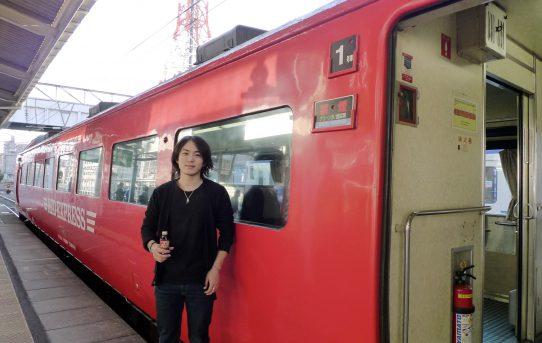 薩摩川内から宮崎へ