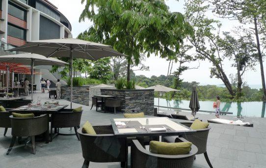 THE KNOLLS at Capella Singapore