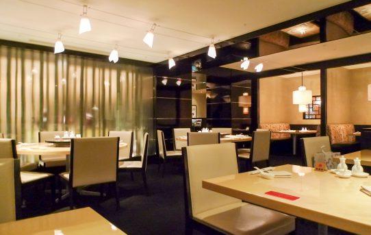 「四川」の冷麺 at シェラトン都ホテル大阪