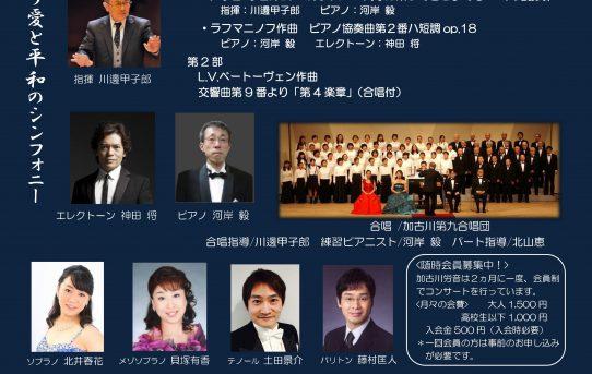 協奏曲と交響曲