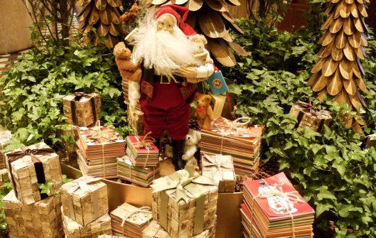 クリスマスディナーコース 「カフェ」 ハイアットリージェンシー東京