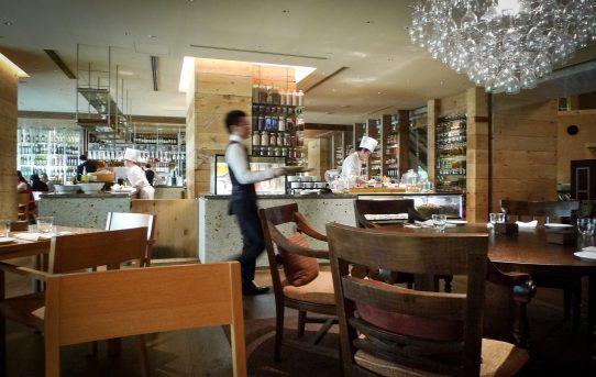 カフェのランチコース ハイアットリージェンシー東京