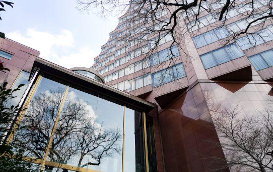 ル・ジャルダンのサンドイッチランチ フォーシーズンズホテル椿山荘東京