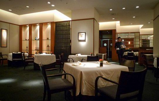 中国料理「翡翠宮」の夏 ハイアットリージェンシー東京