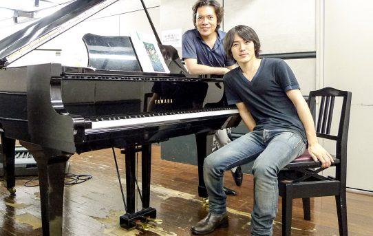 ピアノコンチェルトの初リハーサル