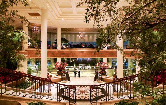 歩いて入れないジャカルタのホテル