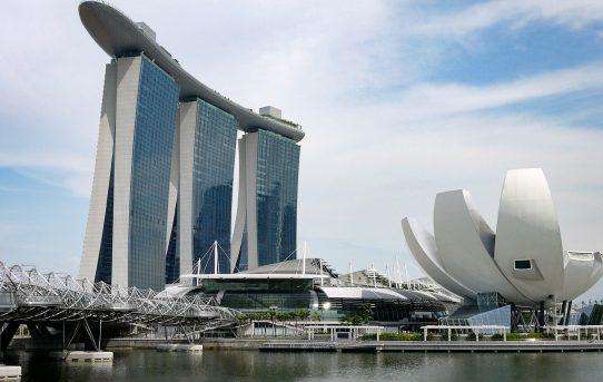 ホテルで味わうローカルフード in シンガポール