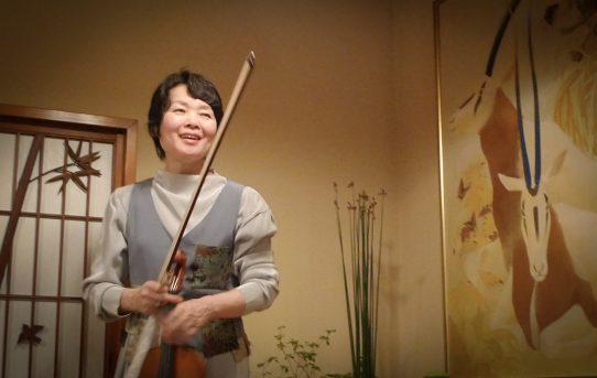 バイオリンのコンサートに行ってきました
