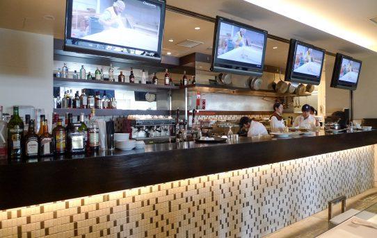 C4Uの淡路和牛100%バーガー ホテルインターコンチネンタル東京ベイ