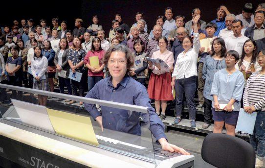 韓国第九の旅-タクト音楽祭リハーサル