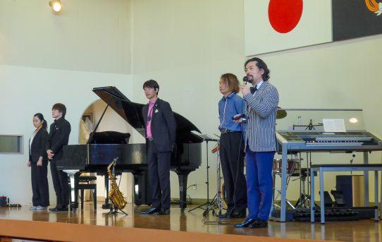 佐賀県学校訪問コンサート
